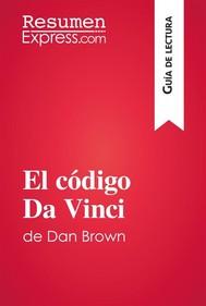 El código Da Vinci de Dan Brown (Guía de lectura) - copertina
