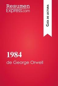 1984 de George Orwell (Guía de lectura) - copertina