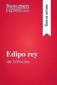 Edipo rey de Sófocles (Guía de lectura) - copertina