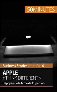Apple « Think different » - copertina
