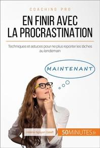En finir avec la procrastination - Librerie.coop