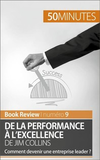 De la performance à l'excellence de Jim Collins (analyse de livre) - Librerie.coop
