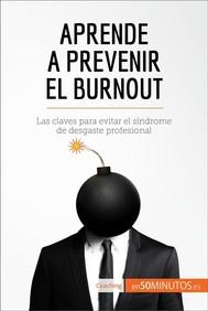 Aprende a prevenir el burnout - copertina