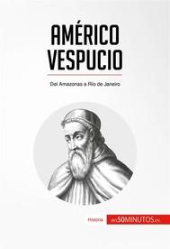 Américo Vespucio - copertina