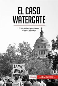 El caso Watergate - copertina