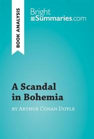 A Scandal in Bohemia by Arthur Conan Doyle (Book Analysis) - copertina
