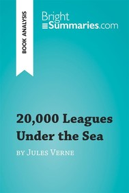 20,000 Leagues Under the Sea by Jules Verne (Book Analysis) - copertina