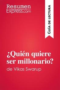 ¿Quién quiere ser millonario?de Vikas Swarup (Guía de lectura) - Librerie.coop
