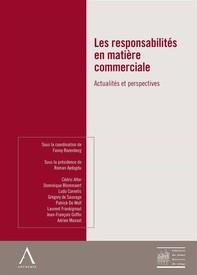 Les responsabilités en matière commerciale - Librerie.coop