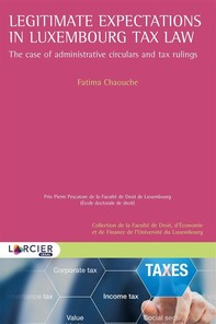 Legitimate expectations in Luxembourg tax law - Librerie.coop