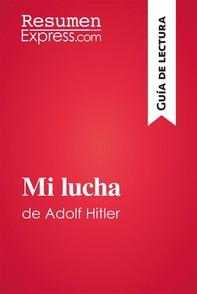 Mi lucha de Adolf Hitler (Guía de lectura) - Librerie.coop