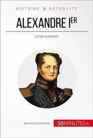 Alexandre Ier - copertina