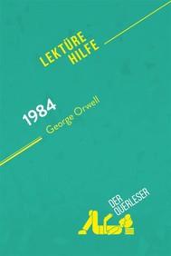 1984 von George Orwell (Lektürehilfe) - copertina