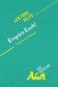 Empört Euch! von Stéphane Hessel (Lektürehilfe) - Librerie.coop