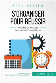 Book review : S'organiser pour réussir - Librerie.coop
