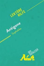 Antigone von Sophokles (Lektürehilfe) - copertina
