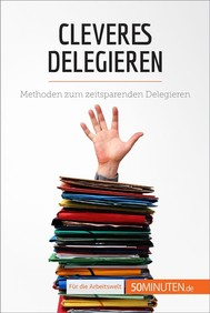 Cleveres Delegieren - copertina