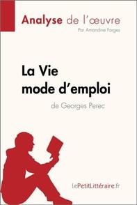 La Vie mode d'emploi de Georges Perec (Analyse de l'oeuvre) - Librerie.coop