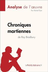 Chroniques martiennes de Ray Bradbury (Analyse de l'oeuvre) - Librerie.coop