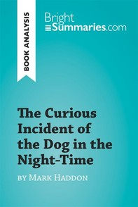 The Curious Incident of the Dog in the Night-Time by Mark Haddon (Book Analysis) - Librerie.coop