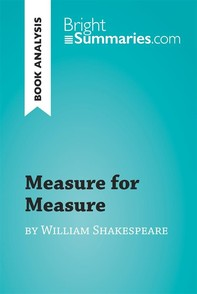 Measure for Measure by William Shakespeare (Book Analysis) - Librerie.coop