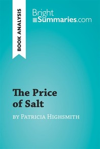 The Price of Salt by Patricia Highsmith (Book Analysis) - Librerie.coop