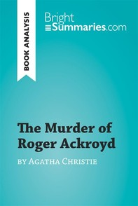 The Murder of Roger Ackroyd by Agatha Christie (Book Analysis) - Librerie.coop
