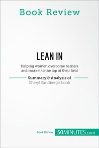 Book Review: Lean in by Sheryl Sandberg - Librerie.coop