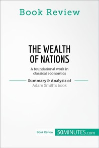 Book Review: The Wealth of Nations by Adam Smith - Librerie.coop