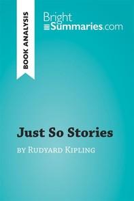 Just So Stories by Rudyard Kipling (Book Analysis) - Librerie.coop
