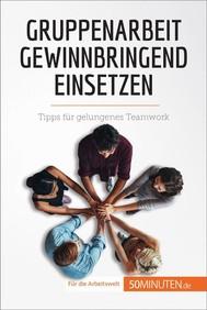 Gruppenarbeit gewinnbringend einsetzen - copertina