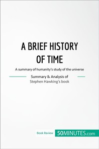 Book Review: A Brief History of Time by Stephen Hawking - Librerie.coop