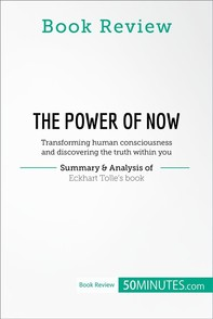 Book Review: The Power of Now by Eckhart Tolle - Librerie.coop