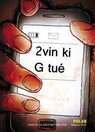 2 vin ki G tué - copertina
