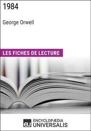 1984 de George Orwell - copertina