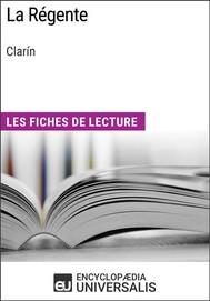 La Régente de Clarín - copertina