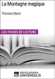 La Montagne magique de Thomas Mann - copertina
