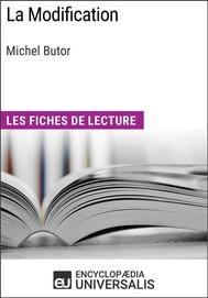 La Modification de Michel Butor - copertina