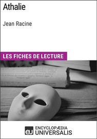 Athalie de Jean Racine - copertina