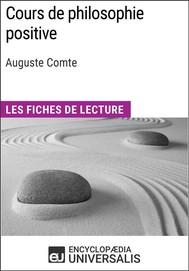 Cours de philosophie positive d'Auguste Comte - copertina