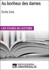 Au bonheur des dames d'Émile Zola - copertina