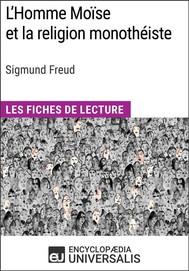 L'Homme Moïse et la religion monothéiste de Sigmund Freud - copertina