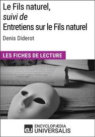 Le Fils naturel, suivi de Entretiens sur le Fils naturel de Denis Diderot - copertina