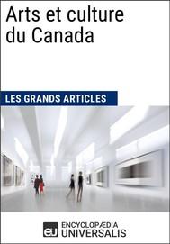 Arts et culture du Canada - copertina