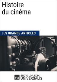 Histoire du cinéma - copertina