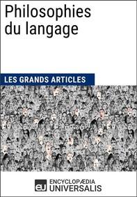 Philosophies du langage - Librerie.coop