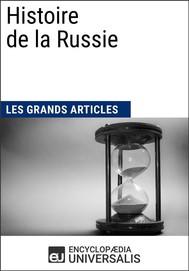 Histoire de la Russie - copertina