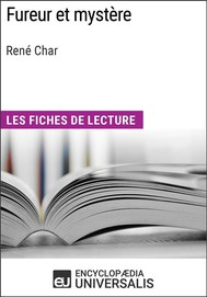 Fureur et mystère de René Char - copertina