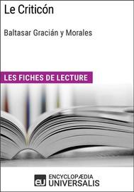 Le Criticón de Baltasar Gracián y Morales - copertina