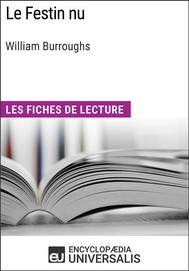 Le Festin nu de William Burroughs - copertina